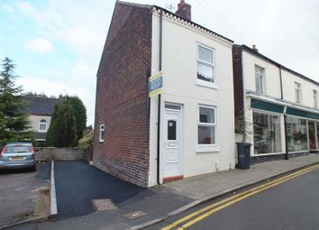 Thumbnail 2 bed terraced house for sale in Cross Street, Biddulph, Stoke-On-Trent