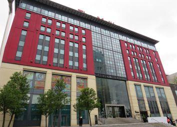 Thumbnail 2 bed flat for sale in Wharfside Street, Birmingham