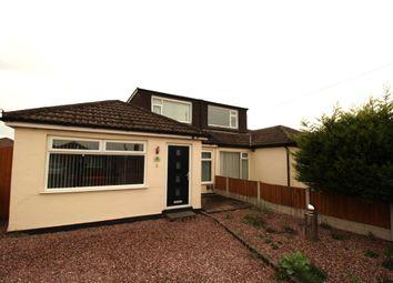 Thumbnail 4 bed bungalow for sale in Calder Avenue, Freckleton, Preston