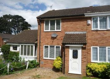 Thumbnail 1 bedroom property to rent in Barley Hill Road, Northampton, Northamptonshire