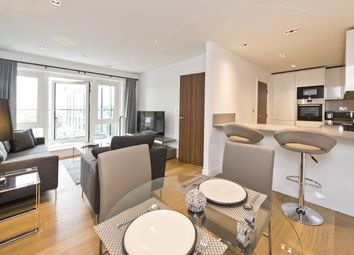 Thumbnail 2 bed flat to rent in Dashwood Apartments, Dickens Yard, Longfield Avenue, London