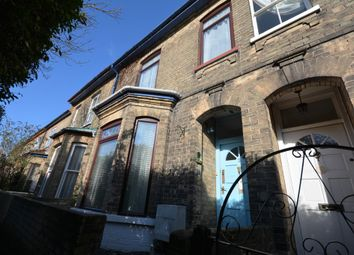 Thumbnail 3 bed terraced house for sale in Orchard Terrace, Lowestoft