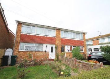 Thumbnail 3 bed semi-detached house for sale in Rowan Close, Portslade, Brighton, East Sussex