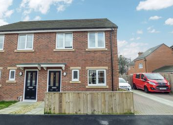 Thumbnail 3 bed semi-detached house for sale in Kingfisher Avenue, Stockton-On-Tees