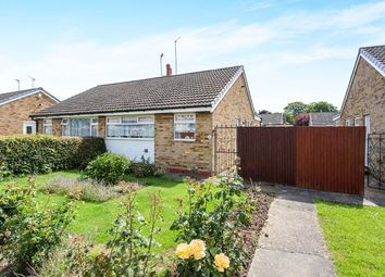 Thumbnail 2 bedroom bungalow for sale in Harfry Walk, Goole