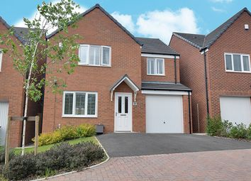 Thumbnail 4 bedroom detached house for sale in Heather Avenue, Walsall, West Midlands