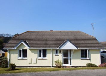 Thumbnail 3 bed bungalow to rent in Mowhay Meadow, Wadebridge