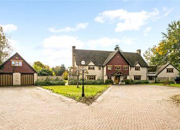 Bullockspits Lane, Longworth, Abingdon, Oxfordshire OX13. 7 bed detached house for sale