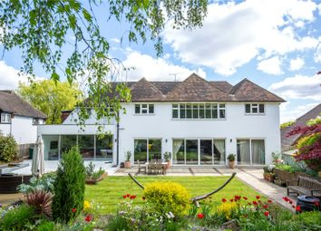 Thumbnail 5 bedroom detached house for sale in Oakleigh Park South, Whetstone, London
