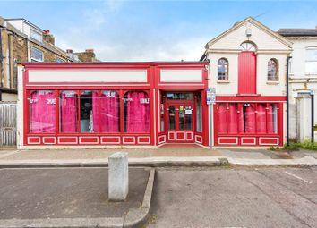 Wellington Street, Gravesend, Kent DA12. 3 bed end terrace house