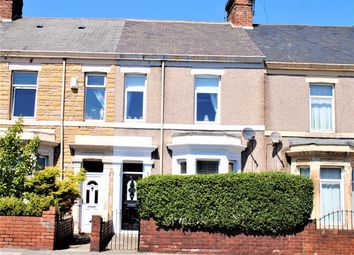 Thumbnail 3 bed terraced house for sale in Albert Road, Jarrow