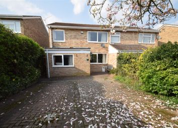 Thumbnail 3 bed semi-detached house to rent in Galsworthy Drive, Caversham, Reading