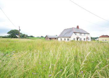 Thumbnail 3 bed semi-detached house for sale in Hilltop Cottages, Northwich Road, Dutton, Warrington