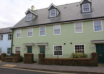 Thumbnail 3 bed town house to rent in Staddiscombe Road, Plymstock, Plymouth