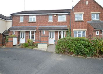 Thumbnail 2 bedroom terraced house for sale in Britannia Close, Redditch