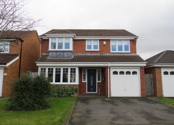 Thumbnail 4 bed detached house to rent in Bakery Drive, Stockton-On-Tees