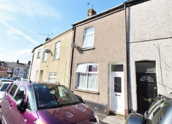Thumbnail 2 bed terraced house for sale in Clarence Street, Newport