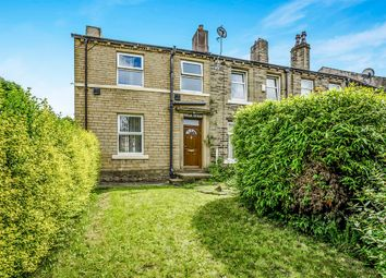 Thumbnail 3 bedroom end terrace house for sale in Fartown Green Road, Fartown, Huddersfield