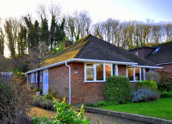 Thumbnail 2 bed detached bungalow for sale in Westfield Road, Eastbourne