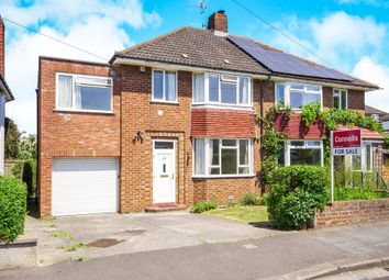 Thumbnail 4 bed semi-detached house for sale in Priory Avenue, Westbury On Trym, Bristol