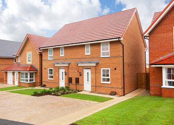 """Thumbnail 3 bed terraced house for sale in """"Barwick"""" at Green Lane, Yarm"""