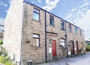 Thumbnail 3 bed cottage for sale in Holmfield, Clayton West, Huddersfield
