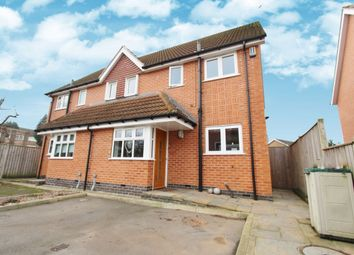 Thumbnail 3 bed semi-detached house for sale in Brook Chase Mews, Chilwell, Nottingham
