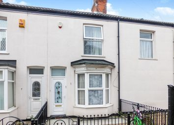 2 bed terraced house for sale in Cuthbert Avenue, Airlie Street, Hull HU3