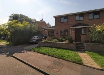 Finchmoor, Harlow CM18. 3 bed semi-detached house