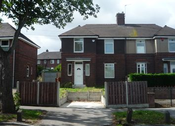 Thumbnail 3 bed semi-detached house to rent in Beck Road, Shiregreen