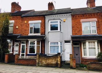 Thumbnail 2 bed terraced house to rent in Duncan Road, Leicester