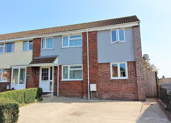 Thorndun Park Drive, Chard TA20. 4 bed end terrace house
