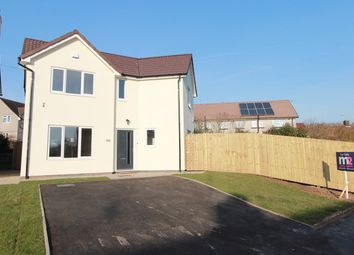Thumbnail 3 bed detached house for sale in Ladyhill Close, Usk
