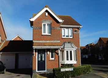 Thumbnail 3 bed detached house for sale in Mixon Close, Selsey, Chichester