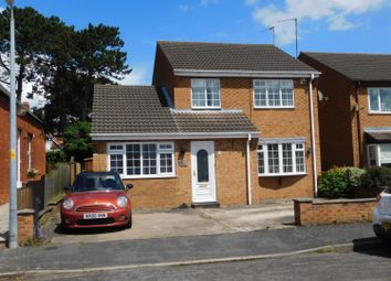 Thumbnail 4 bed detached house for sale in Derby Avenue, Skegness, Lincs