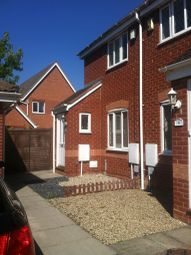 Thumbnail 2 bed terraced house to rent in Brookend Drive, Barton-Le-Clay, Bedford