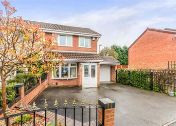 Thumbnail 3 bed semi-detached house for sale in Dawn Drive, Tipton