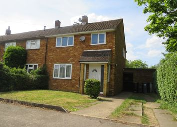 3 bed end terrace house for sale in Oldfield Road, London Colney, St. Albans AL2