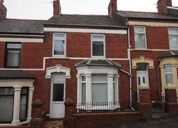 Thumbnail 3 bed terraced house for sale in Wynd Street, Barry