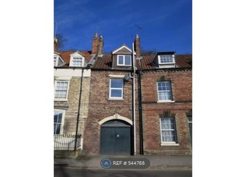 Thumbnail 1 bedroom terraced house to rent in Castlegate, Malton