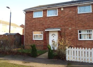 Thumbnail 3 bed terraced house to rent in Juniper Walk, Kempston, Bedford