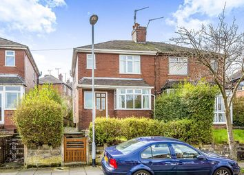Thumbnail 2 bed semi-detached house to rent in East Crescent, Sneyd Green, Stoke-On-Trent