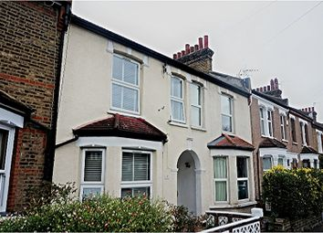 Thumbnail 2 bedroom terraced house for sale in Crofton Park Road, London