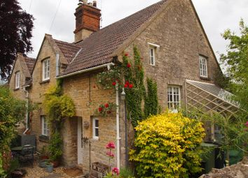 Thumbnail 2 bed semi-detached house to rent in Victoria Road, Quenington, Cirencester