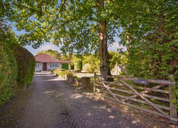 3 bed detached bungalow for sale in Uckfield Lane, Hever, Edenbridge TN8