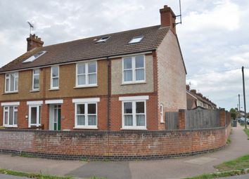 Cage Lane, Felixstowe IP11. 4 bed semi-detached house for sale