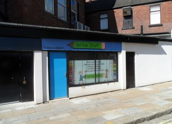 Thumbnail Retail premises to let in Church Way, Chesterfield