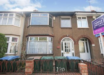 4 bed terraced house for sale in Terry Road, Coventry CV1