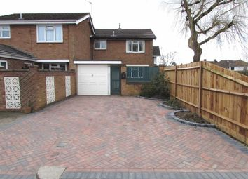 Thumbnail 3 bed semi-detached house to rent in Radburn Court, Dunstable