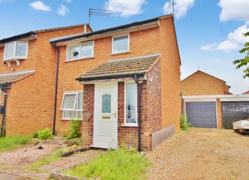 Thumbnail 3 bed end terrace house for sale in Chestnut Avenue, Spixworth, Norwich